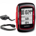 Garmin Gps Edge 500 Bundle - Rood