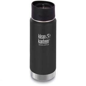 Klean Kanteen Isolatiefles 16oz Wide Vacuum Insulated Caf Cap 2.