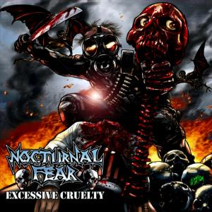 EXCESSIVE CRUELTY. NOCTURNAL FEAR CD