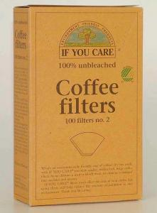 If You Care Afbreekbare Koffiefilter No. 2