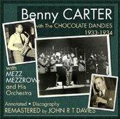 WITH THE CHOCOLATE.. .. DANDIES 1933-34. BENNY CARTER CD