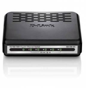 D-Link 5-Port GIGABIT EASY DESKTOP SWITCH (0790069365676)