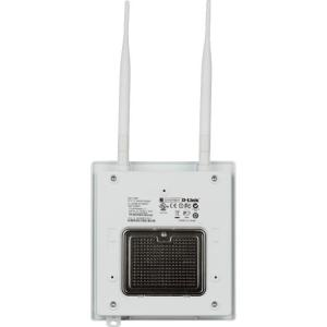D-Link AirPremier N PoE Access Point With Plenum-rated Chassis D