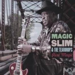 PURE MAGIC. MAGIC SLIM & THE TEARDROP CD
