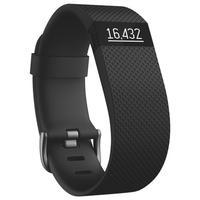 Fitbit Charge HR Black - Large (0810351022916)
