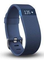 Fitbit Charge HR Activity Tracker Blue - Large