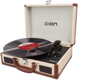 Ion Vinyl Motion DeLuxe Turntable