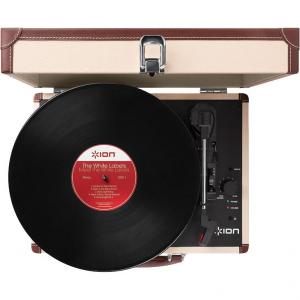 Ion Vinyl Motion DeLuxe Turntable (0812715017545)