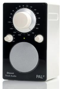 Tivoli Audio PAL Bluetooth - Zwart/Wit