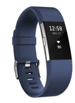 Fitbit Charge 2 - Blauw Large (0816137020275)
