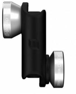 Olloclip 4 In 1 Smartphone-Cameralens IPhone 6/6 Plus Zwart/Zilv