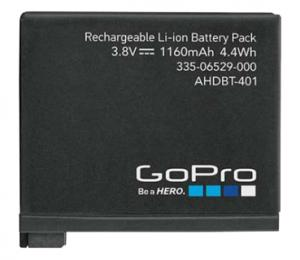 GoPro Rechargeable Battery/ Accu Gopro Hero4