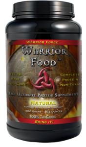 Health Force - Warrior Food Natural 250 Gram Gr