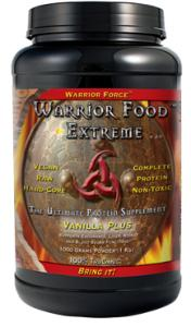 HealthForce Warrior Food Vanilla 250 Gram