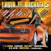 HOLA BACHATA VOL.5. V/A CD