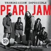TRANSMISSION IMPOSSIBLE. PEARL JAM CD