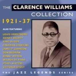 COLLECTION 1921-37 50 TRACK 2 CD COLLECTION. CLARENCE WILLIAMS