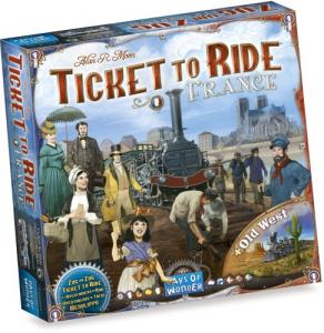 Ticket To Ride: France/Old West