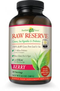 RAW Reserve Berry Green Superfood (0829835001415)