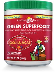 Berry Goji Acai Green Superfood (0829835002238)