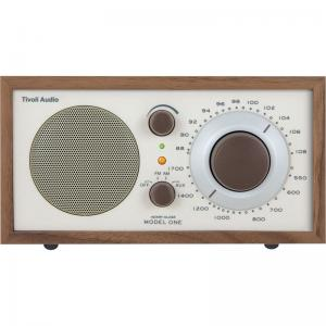 Tivoli Audio Model One - Walnut/Beige