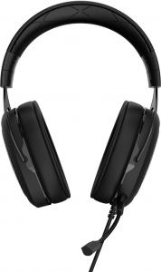 Corsair Gaming - HS50 Stereo Headset Carbon