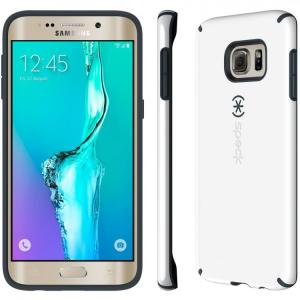 Speck CandyShell - Hoesje Voor Samsung Galaxy S6 Edge+ White / C