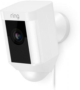Ring Spotlight Cam Wired - Wit