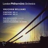 Vaughan Williams: Symphony No.4 & No.8