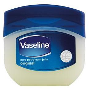Vaseline Pure Petroleum Jelly Original 100 ML (0871170095444)