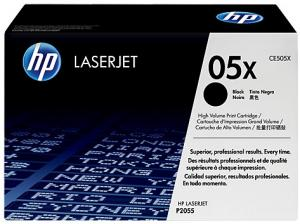 05X Originele High-capacity Zwarte LaserJet Tonercartridge