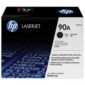 Tonercartridge HP CE390A 90A Zwart