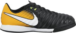 Nike TiempoX Ligera 4 IC Lock In. Let Loose. - Zwart/Wit/Oranje