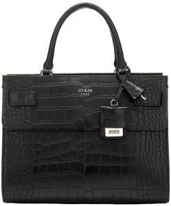 Guess Cate Satchel Black