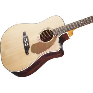 Fender Sonoran SCE Acoustic Guitar Natural