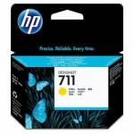 Hp 711 Geel Cartridge