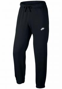 Nike Sportswear Pant Club - Trainingsbroek Heren Black/White Maa