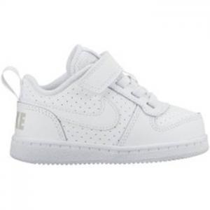 Court Borough Low Sneakers Wit Baby