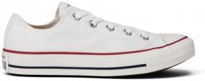 Converse Unisex Chuck Taylor All Star OX Canvas Trainers - Optic