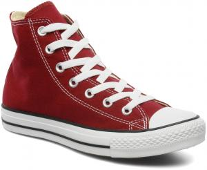 Hoge Sneakers Bordeaux Converse CT All Star
