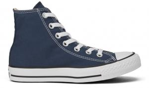 Converse Unisex Chuck Taylor All Star Canvas Hi-Top Trainers - N