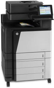 HP LaserJet Color Enterprise Flow M880z Multifunctionele Printer (0887111382467)
