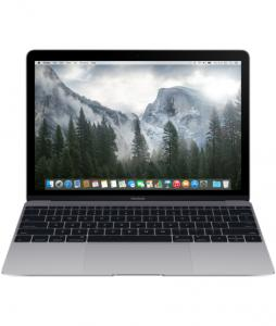 Apple MacBook 12-inch 12GHz 512GB Spacegrijs