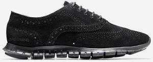 Cole Haan Zer Wing Ox Black/Black
