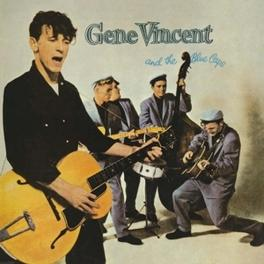 GENE VINCENT & THE BLUE.. .. CAPS. BLUE CAPS Vinyl LP
