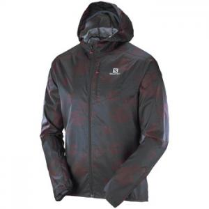 Windjacks Salomon Fast Wing Graphic Hoodie M