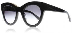 Stella McCartney 0018S Zonnebrillen Zwart 001 50mm