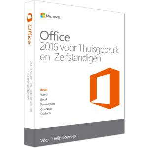 Microsoft Office 2016 Home And Business NL