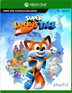 Xbox One Super Lucky Tale