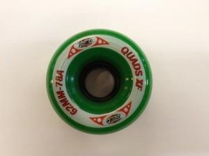 Quad XF Green - Outdoor Wheels
